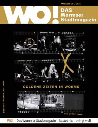 WO!-Magazin Ausgabe Juli 2016