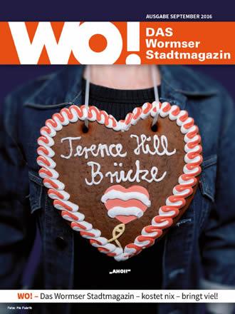 WO!-Magazin Ausgabe September 2016