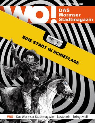 WO!-Magazin Ausgabe Oktober 2016
