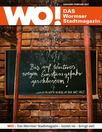 WO!-Magazin Ausgabe Februar 2017