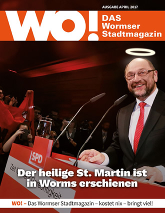 WO!-Magazin Ausgabe April 2017