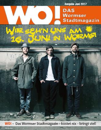 WO!-Magazin Ausgabe Juni 2017