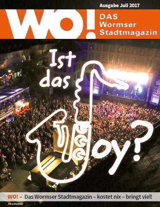WO!-Magazin Ausgabe Juli 2017
