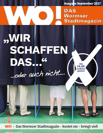 WO!-Magazin Ausgabe September 2017