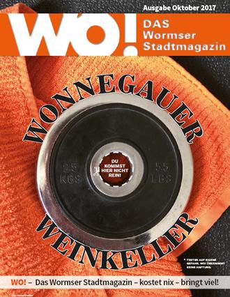 WO!-Magazin Ausgabe Oktober 2017