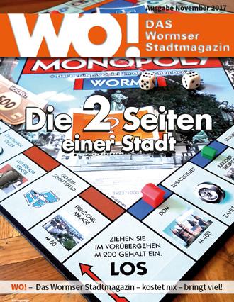 WO!-Magazin Ausgabe November 2017