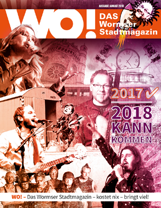 WO!-Magazin Ausgabe Januar 2018