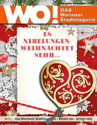 WO!-Magazin Ausgabe Dezember 2017