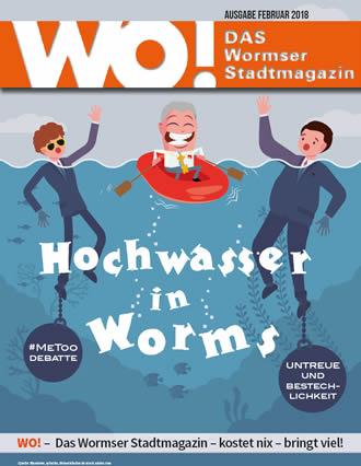 WO!-Magazin Ausgabe Februar 2018