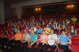 """Harmonie Herrnsheim """"Voll die 80er!"""" @ Lincoln Theater"""