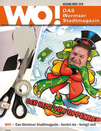 WO!-Magazin Ausgabe März 2018