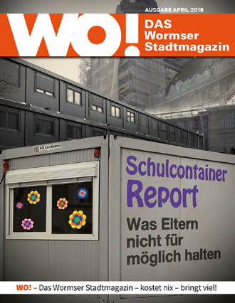 WO!-Magazin Ausgabe April 2018
