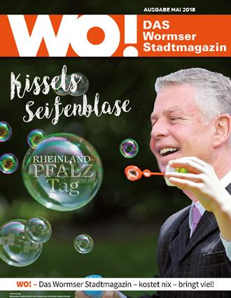 WO!-Magazin Ausgabe Mai 2018