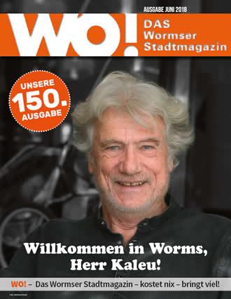 WO!-Magazin Ausgabe Juni 2018