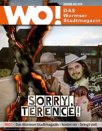 WO!-Magazin Ausgabe Juli 2018