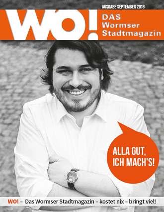 WO!-Magazin Ausgabe September 2018