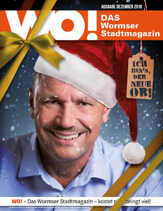 WO!-Magazin Ausgabe Dezember 2018