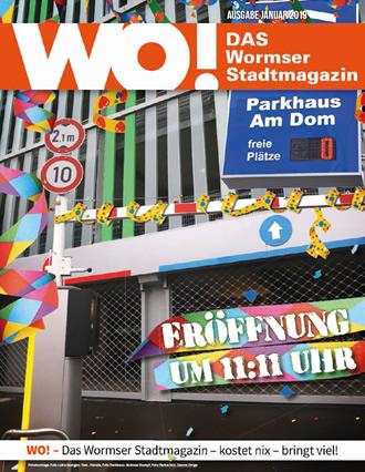 WO!-Magazin Ausgabe Februar 2019