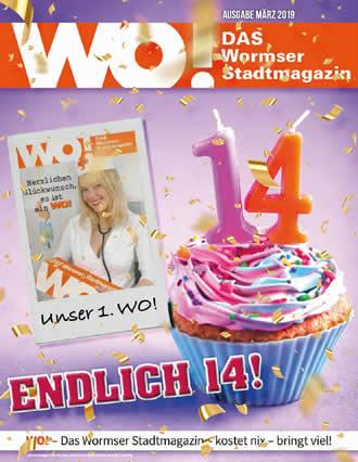 WO!-Magazin Ausgabe März 2019