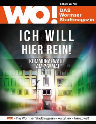 WO!-Magazin Ausgabe Mai 2019