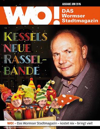 WO!-Magazin Ausgabe Juni 2019