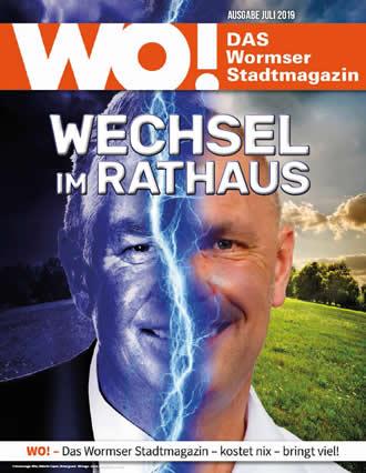 WO!-Magazin Ausgabe Juli 2019