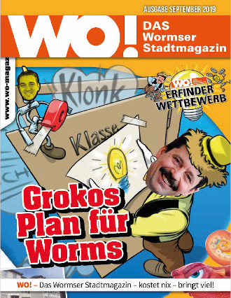 WO!-Magazin Ausgabe September 2019