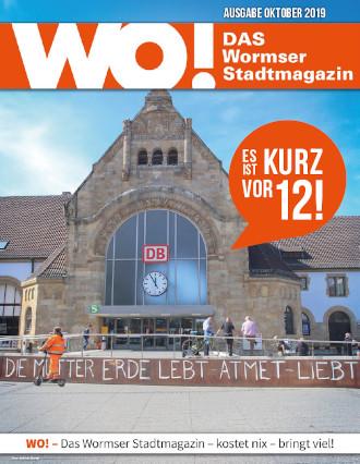 WO!-Magazin Ausgabe Oktober 2019