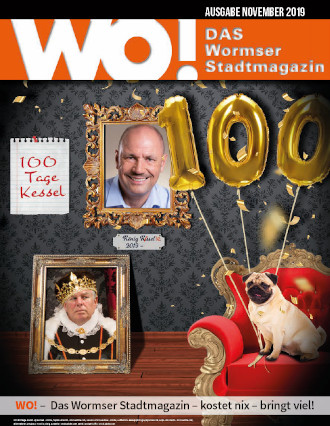 WO!-Magazin Ausgabe November 2019