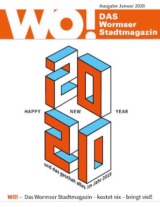 WO!-Magazin Ausgabe Januar 2020