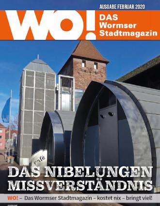 WO!-Magazin Ausgabe Februar 2020