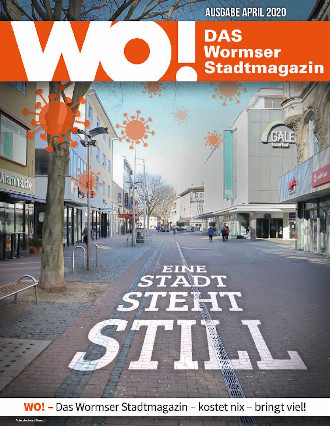 WO!-Magazin Ausgabe April 2020