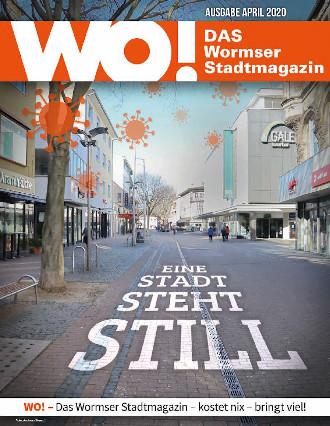WO!-Magazin Ausgabe April 2020