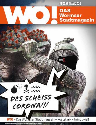 WO!-Magazin Ausgabe Mai 2020