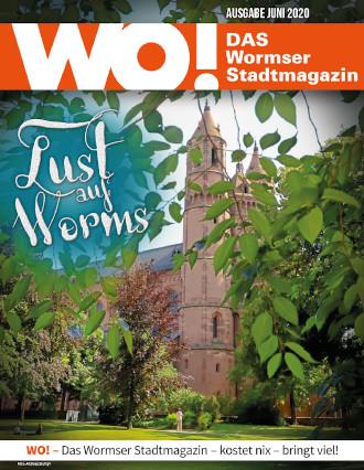 WO!-Magazin Ausgabe Juni 2020