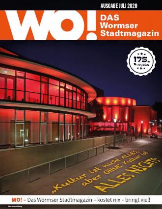 WO!-Magazin Ausgabe Juli 2020