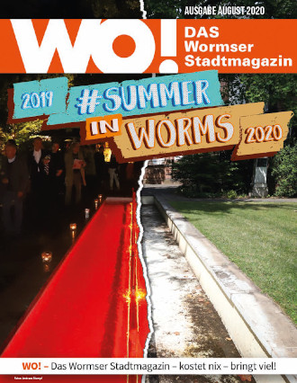 WO!-Magazin Ausgabe August 2020