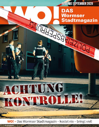 WO!-Magazin Ausgabe September 2020