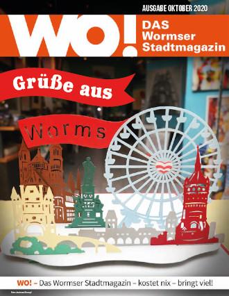 WO!-Magazin Ausgabe Oktober 2020