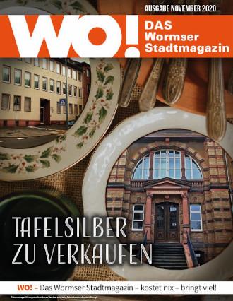 WO!-Magazin Ausgabe November 2020