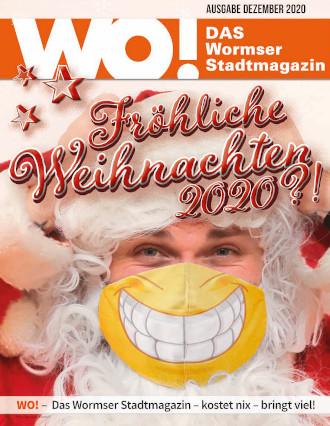 WO!-Magazin Ausgabe Dezember 2020