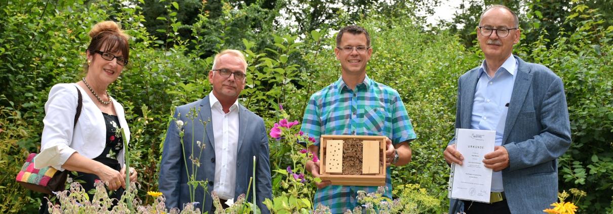 insektenschutzbeauftragter dennis waltenberg